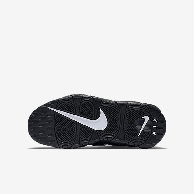 Nike Air More Uptempo Little/Big Kids' Shoe 9