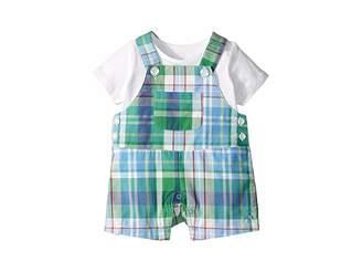 Joules Kids Duncan Check Set (Infant)