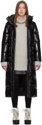 Duvetica Black Down Zuben Coat
