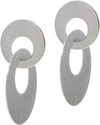 Soko Double Disc Earrings