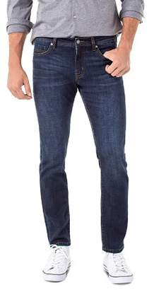 Liverpool Kingston Slim Straight Fit Jeans in Norcross Dark