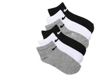 Nike Young Athletes Toddler & Youth No Show Socks - 6 Pack - Boy's