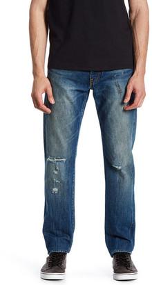 "Levi's 511 Slim Fit Jean - 32-34\"" Inseam $148 thestylecure.com"
