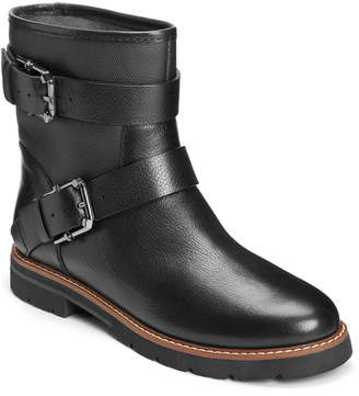 Aerosoles Independence Moto Boots Women Shoes