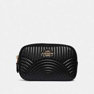 1f09c125b59c Coach Belt Bag With Deco Quilting