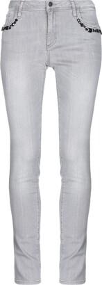 Trussardi JEANS Denim pants - Item 42734675TL