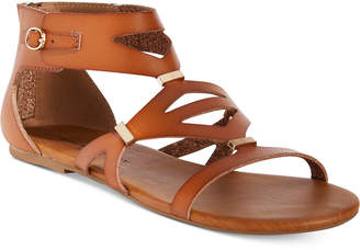 ZIGIny Neves Gladiator Sandals Women's Shoes $55 thestylecure.com