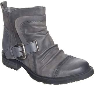 Earth Women's Jericho Buckle Bootie, Vintage Leather,US 7 M