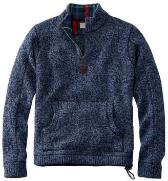 L.L. Bean L.L.Bean Classic Ragg Wool Sweater, Anorak