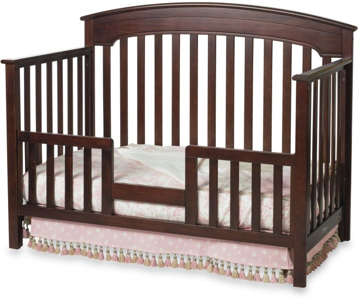 Child Craft Child CraftTM Toddler Guard Rail for Convertible Cribs in Cherry