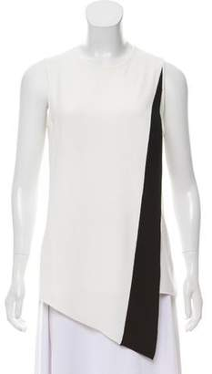 Andrew Gn Crepe Sleeveless Top