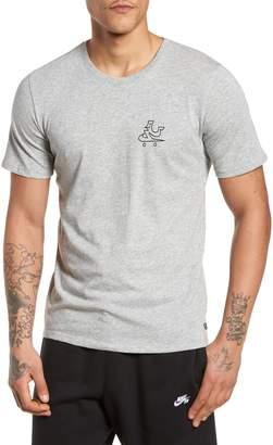 Nike SB Dry Swooshie Crewneck T-Shirt