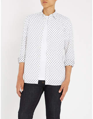 Diesel S-Folk regular-fit cotton shirt