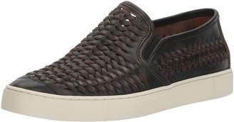 Frye Men's Gabe Woven Slip on Fashion Sneaker