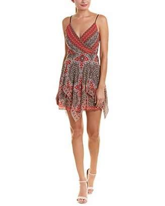 Bailey 44 Women's Bandana Spaghetti Strap Mini Dress