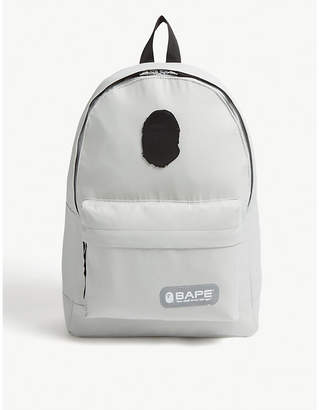 A Bathing Ape Day backpack