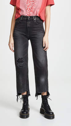 R 13 High Rise Camille Jeans