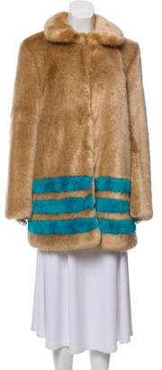 Wilma Shrimps Faux Fur Coat