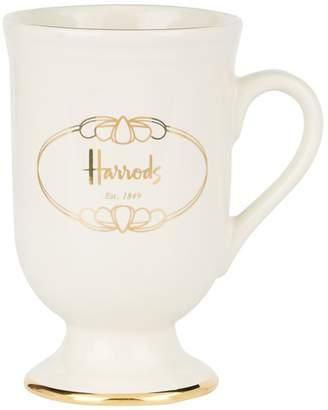 Harrods Pedestal Logo Mug