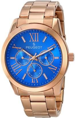 Peugeot Women's 7095BL Stainless Steel Watch