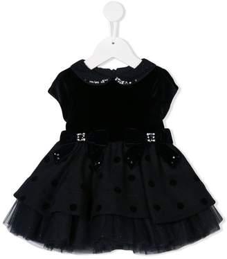 Lapin House tulle skirt flared dress