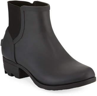 Sorel Janey Waterproof Rubber Chelsea Boots