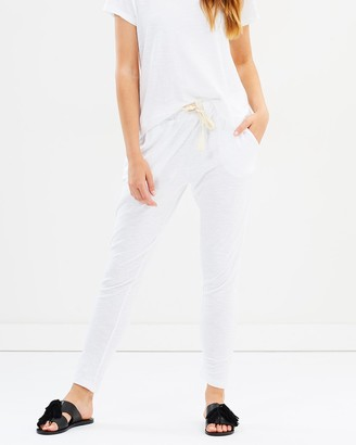 Organic Cotton Slub Lounge Pants