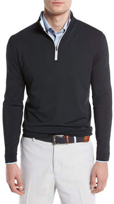 Peter Millar Perth Quarter-Zip Sweatshirt