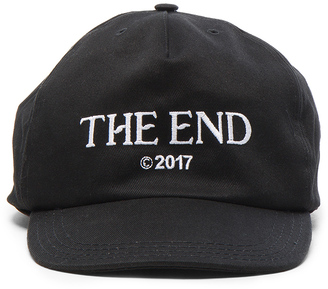 OFF-WHITE The End Cap $118 thestylecure.com