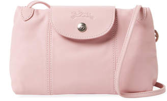 Longchamp Women's Leather Crossbody Bag