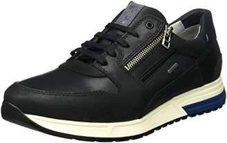 Fretz Men Men's Dexter Low-Top Sneakers Black Size: