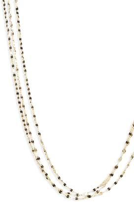 Lana Blake 3-Strand 14K Gold Necklace