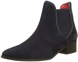 Pastelle Women's Kessya Boots Blue Size: 3.5