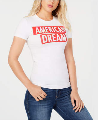 GUESS American Dream Graphic-Print T-Shirt