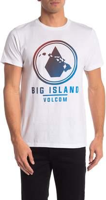 Volcom Big Island Short Sleeve Tee