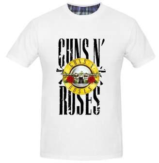 N. Fashion-Clubs Men's GUNS N' ROSES Use Your Illusion T-shirt