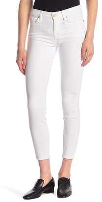 7 For All Mankind High Waist Gwenevere Skinny Jeans