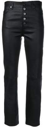 Joseph den-stretch panel trousers