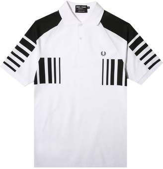 Fred Perry BLOCK GRAPHIC PIQUE SHIRT