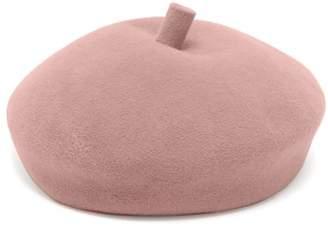 Lola Hats - Frenchy Felt Beret - Womens - Pink