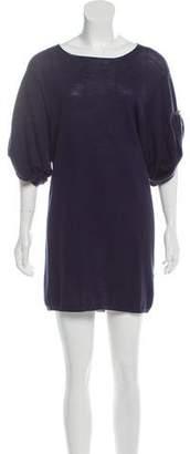 3.1 Phillip Lim Merino Wool Embellished Dress