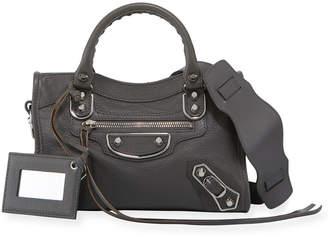 Balenciaga Metallic Edge City Mini Bag