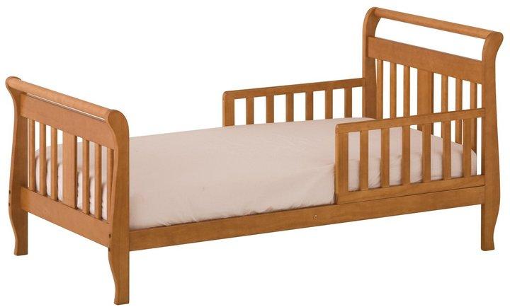 Stork Craft Storkcraft Soom Soom Toddler Bed - Oak