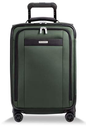 Briggs & Riley Transcend 22-Inch Tall Expandable Wheeled Suitcase
