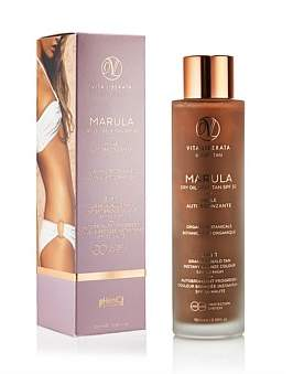 Vita Liberata Marula Dry Oil Self Tan Spf 50