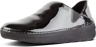 FitFlop Superloafer Patent Loafers