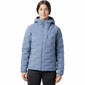 Mountain Hardwear Super DS Stretchdown Hooded Jacket - Women's