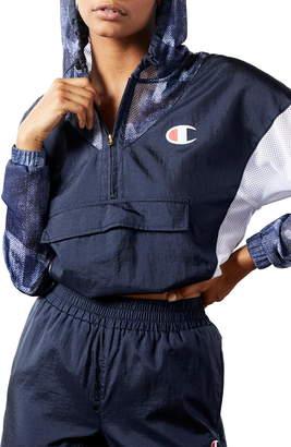 Champion Nylon Warm-Up Jacket