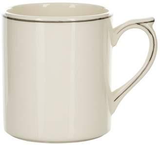 Gien Filets Taupes Mug