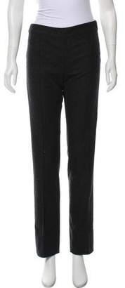 Proenza Schouler Mid-Rise Wool Pants